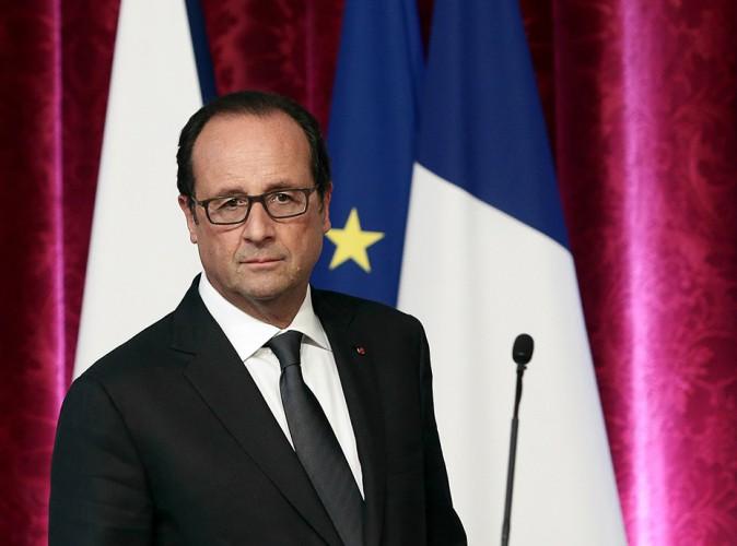 """François Hollande évoque le livre de Valérie Trierweiler : """"Ce que je vis n'est pas agréable"""""""