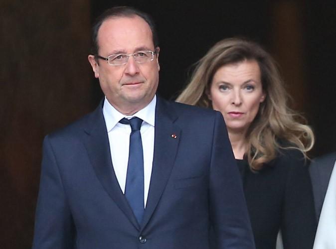 François Hollande : il a rendu visite à Valérie Trierweiler pour la première fois !