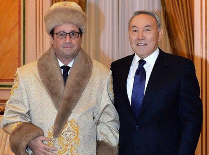 François Hollande : LA photo qui dérange l'Elysée !