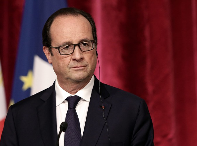 """François Hollande refuse d'évoquer Valérie Trierweiler : """"Je ne donnerai pas d'autre réponse !"""""""