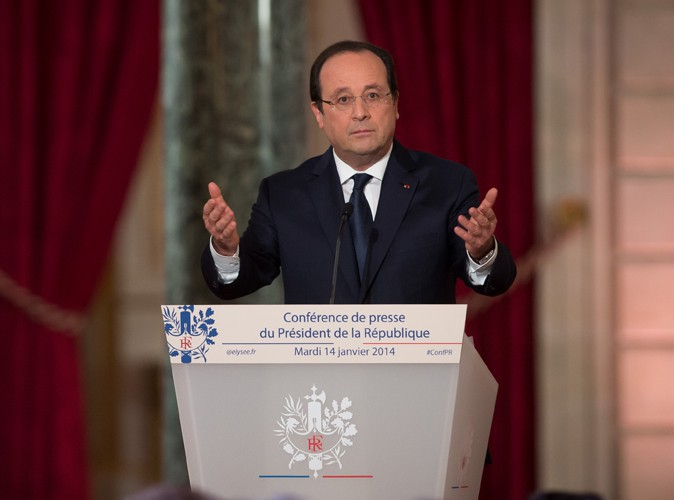 François Hollande : sa conférence de presse à l'Elysée en live !
