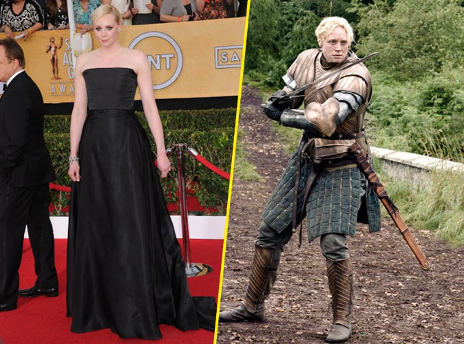 Game of Thrones : Gwendoline Christie alias Brienne de Torth a posé nue pour se décomplexer !