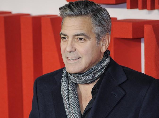George Clooney : nouveau plan de carrière... En politique !