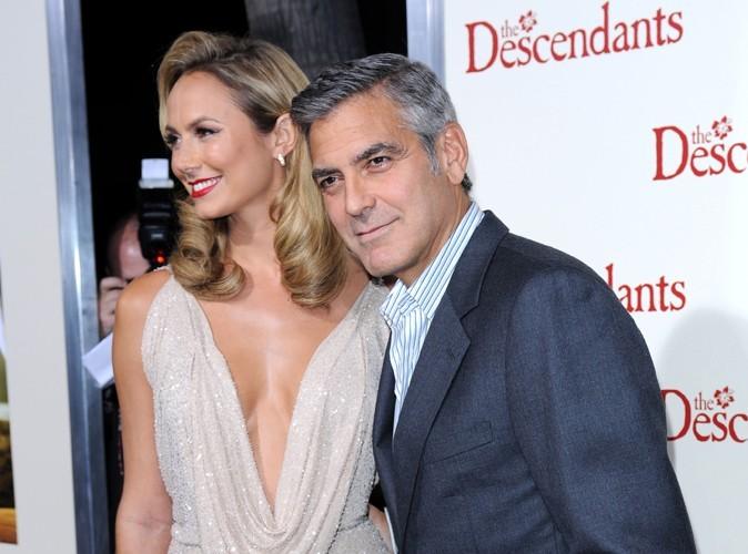 George Clooney : conscient que sa chérie peut le tabasser !