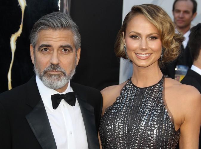 George Clooney : enfin séparé de Stacy Keibler !