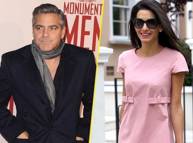 George Clooney et Amal Alamuddin : déjà très copines, leurs mamans s'affichent complices en Italie !