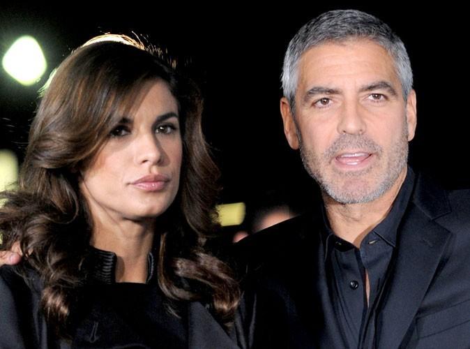 George Clooney et Elisabetta Canalis : la presse italienne revient sur les raisons de leur séparation !