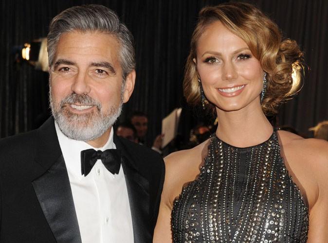 George Clooney et Stacy Keibler : ils ont rompu au téléphone !