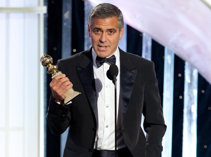 George Clooney : il jure de ne plus picoler!