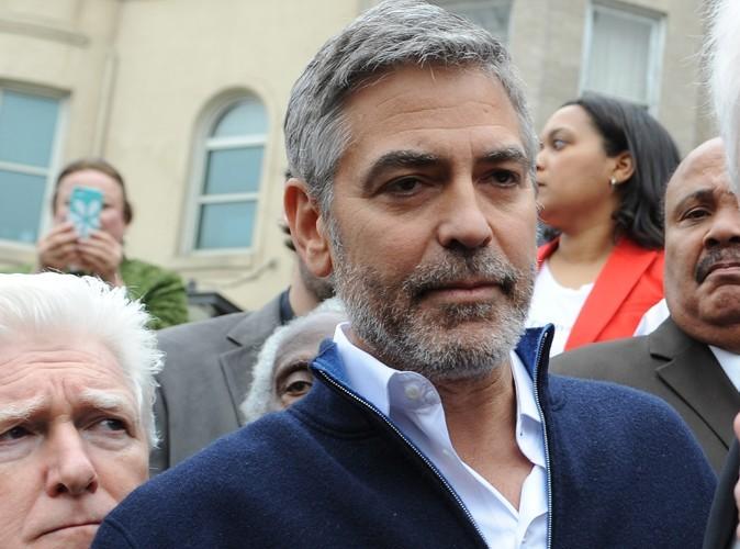 George Clooney : il s'exprime enfin après son arrestation !