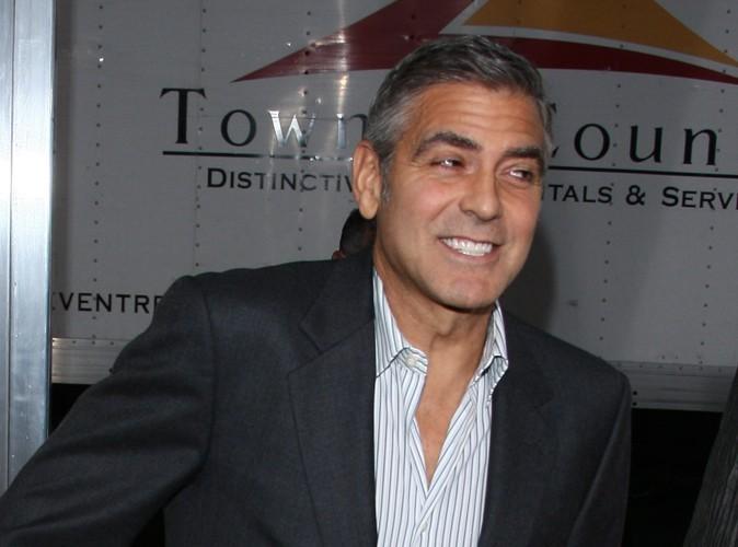 George Clooney : sa leçon de morale à Hollywood !
