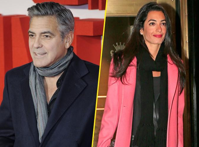 George Clooney : surprise, il serait fiancé !