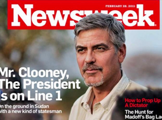 "George Clooney : ""trop de femmes et trop de drogues"""