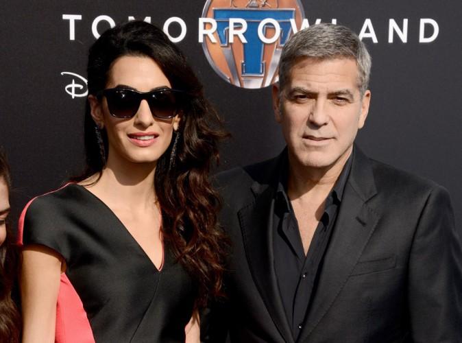 George et Amal Clooney exaspèrent leurs voisins !