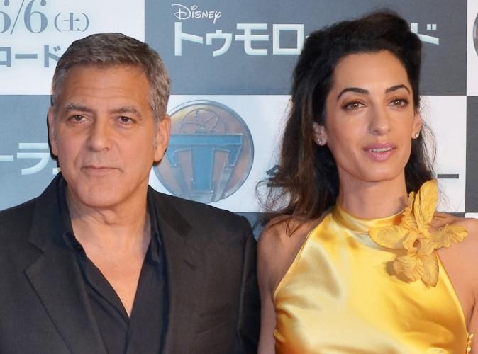George et Amal Clooney : le torchon brûle avec leurs nouveaux voisins !