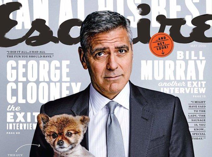 """Georges Clooney : """"j'ai trouvé l'amour de ma vie !"""""""
