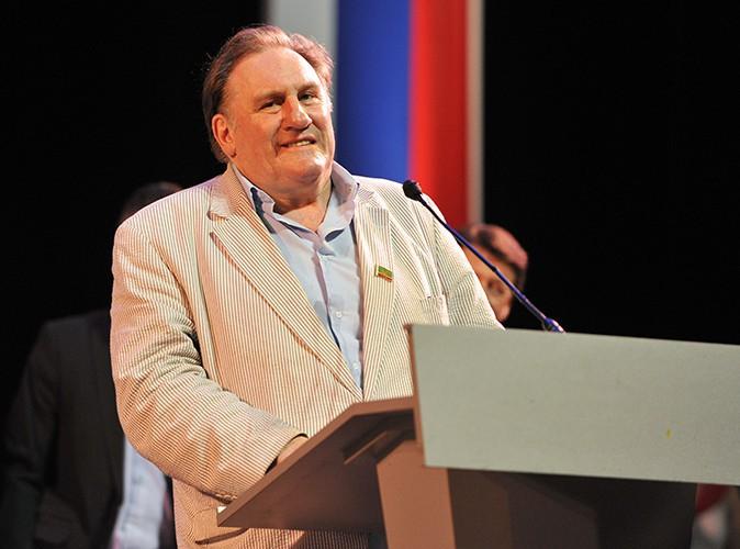 """Gérard Depardieu : """"Je retrouve parfois en Joey Starr des violences de mon fils"""""""