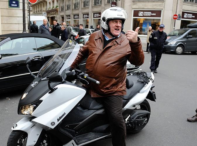Gérard Depardieu : malgré sa conduite en état d'ivresse, il échappe à une suspension de permis !