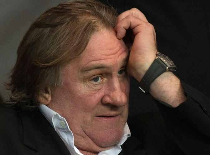 """Gérard Depardieu tacle François Hollande et Jean-Marc Ayrault : """"Ces abrutis ont flanqué la déprime à la France !"""""""