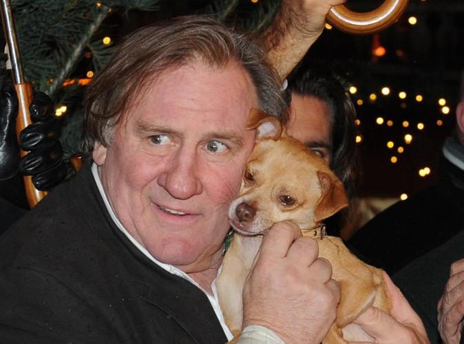 """Gérard Depardieu : une Russe le décrit comme un """"chaud lapin"""" :""""Hors caméra, il m'a carrément pelotée!"""""""