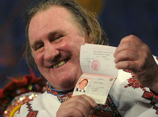 """Gérard Depardieu veut retourner en Russie : """"Je t'embrasse Vladimir"""""""