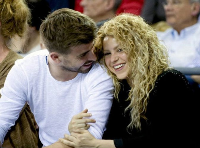 Gerard Piqu� : il d�voile son premier texto envoy� � Shakira... et c'est surprenant !