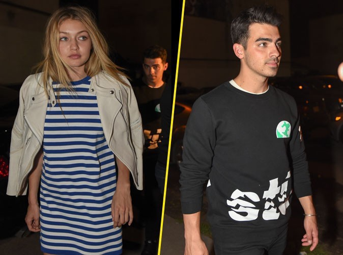 Gigi Hadid et Joe Jonas : les choses se précisent...