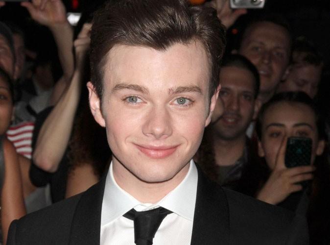 Glee : Chris Colfer alias Kurt a appris qu'il quittait la série sur Twitter !