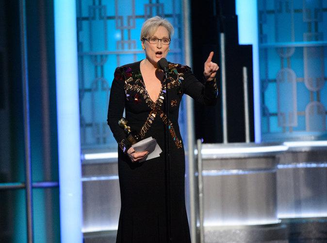 Golden Globes 2017 : Donald Trump répond à Meryl Streep :