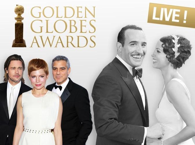 Golden Globes : revivez la cérémonie en live !