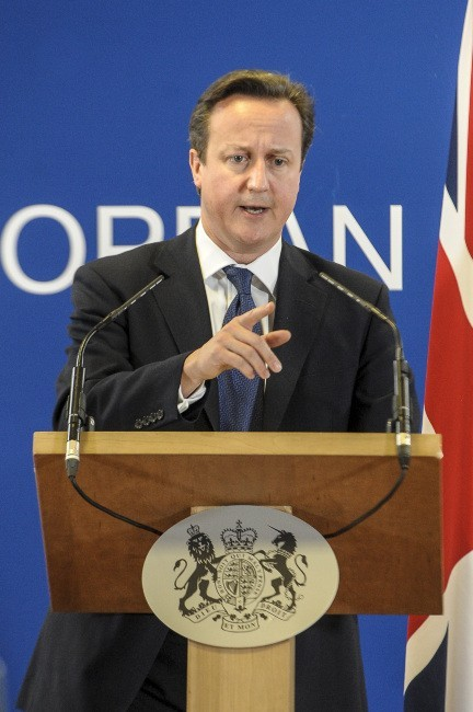 David Cameron enchanté par la nouvelle !