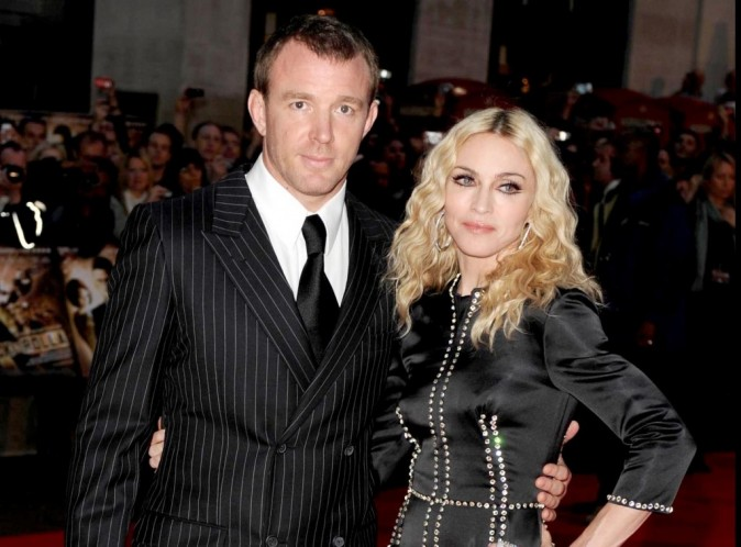 """Guy Ritchie : """"Mon mariage avec Madonna, ce n'est pas quelque chose que je regrette !"""""""
