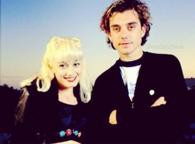 Gwen Stefani célèbre ses 12 ans d'amour auprès de Gavin Rossdale avec une photo vintage !