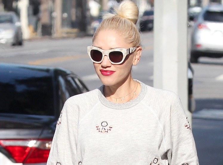 Gwen Stefani : De nouveau enceinte à 47 ans ?