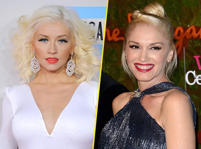 """Gwen Stefani : elle remplace Christina Aguilera dans """"The Voice"""" !"""