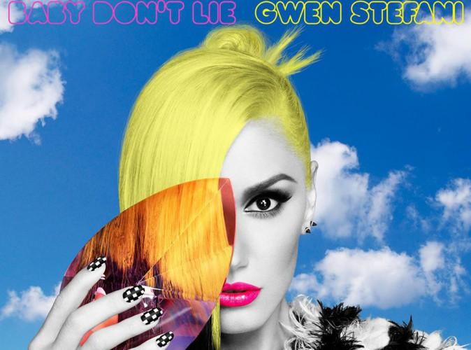 """Gwen Stefani : elle revient en solo avec le single """"Baby Don't Lie"""" !"""