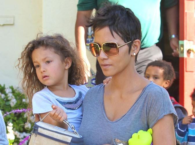 Halle Berry prête à emménager à Paris avec son adorable fille Nahla !