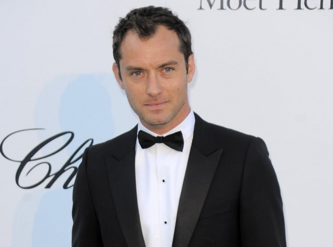 Happy Birthday Jude Law : l'acteur anglais fête ses 39 ans aujourd'hui !