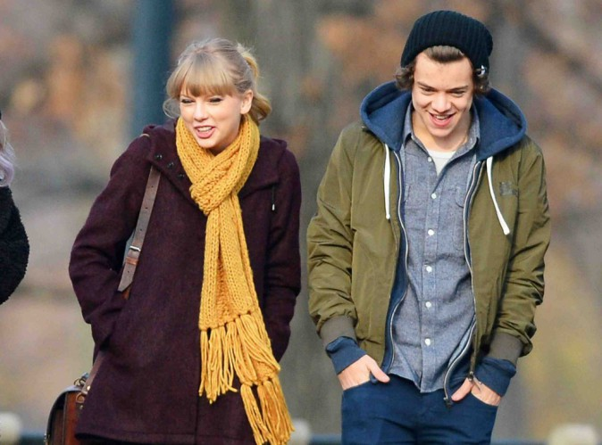 Harry Styles : il envoie 1989 roses à Taylor Swift !
