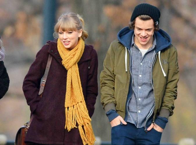Harry Styles : il envoie 1989 roses à Taylor Swift !