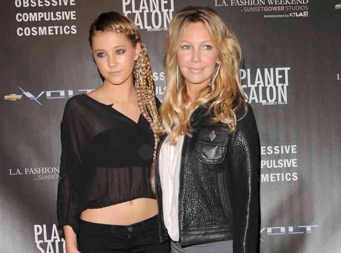 Heather Locklear : Ava Sambora, sa fille se lance dans le cinéma !