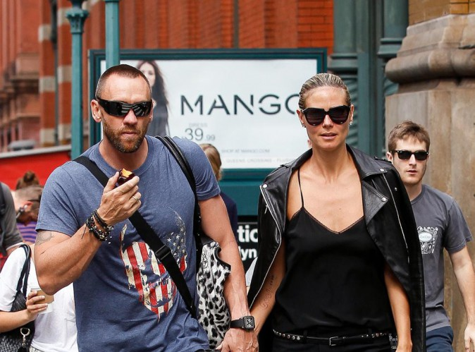 Heidi Klum a rompu avec son bodyguard Martin Kirsten !