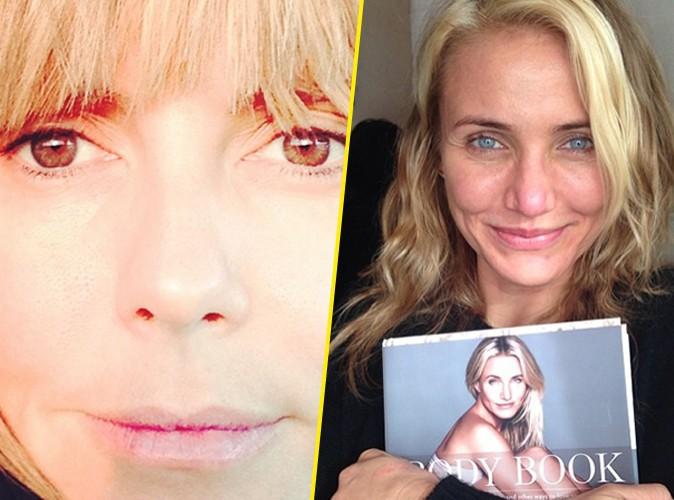 Heidi Klum et Cameron Diaz : elles jouent le jeu du selfie sans make-up, découvrez-les au naturel !