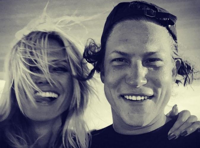 Heidi Klum : sa toute première déclaration d'amour (publique) à son toyboy !