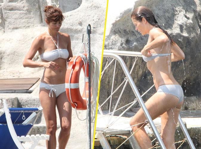 Helena Christensen : un corps de bombe à 42 ans… Matez-la en bikini !