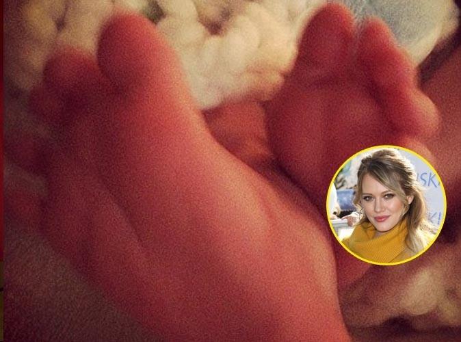 Hilary Duff : elle se la joue Mariah Carey avec son bébé...