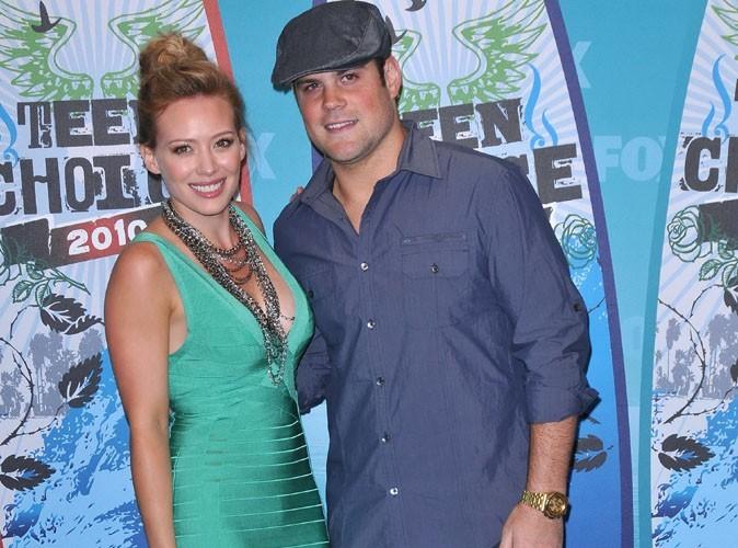 Hilary Duff enceinte de son premier enfant !