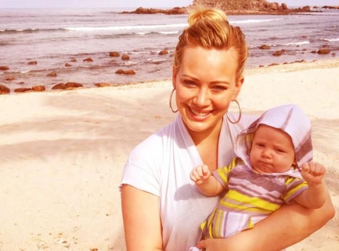 Hilary Duff : son petit Luca profite de ses premières vacances au Mexique !