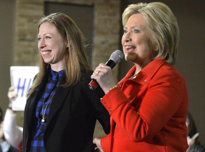 Hillary Clinton est grand-mère pour la deuxième fois !