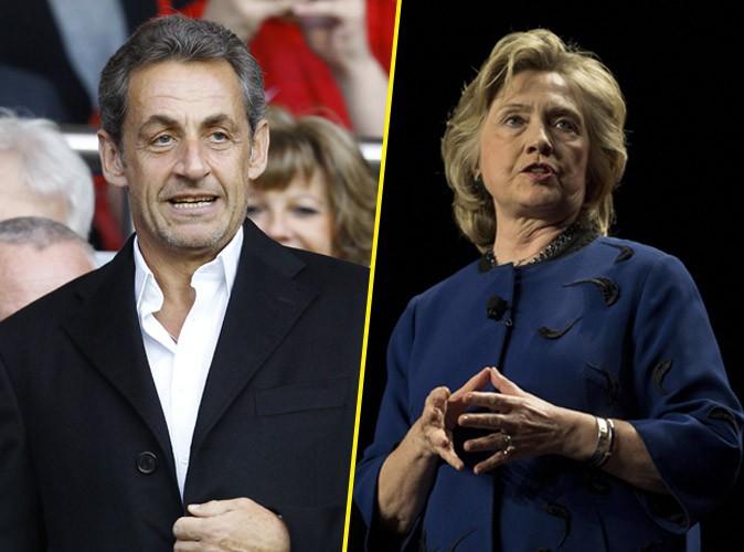 """Hillary Clinton: """"Nicolas Sarkozy aime les ragots et traite les autres dirigeants de fous"""" !"""